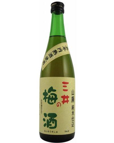 Sake Mii no Umeshu Magnum 1,8 liter