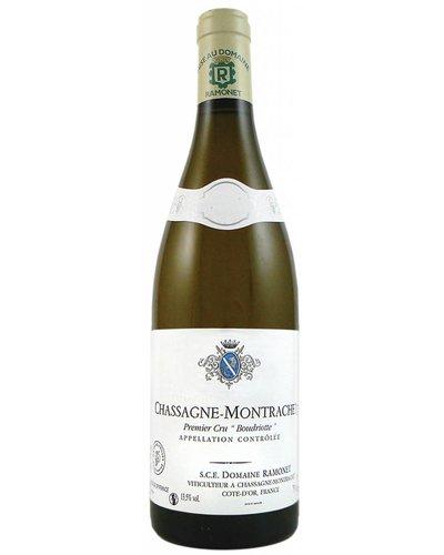 Ramonet Chassagne-Montrachet 1er Cru Boudriotte 2016