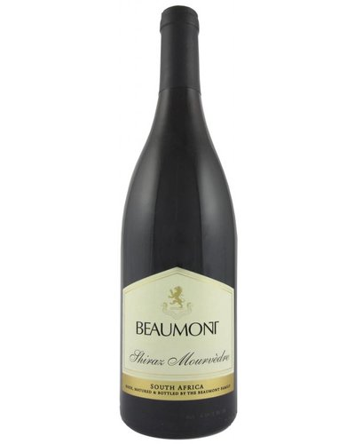 Beaumont Shiraz-Mourvèdre 2010