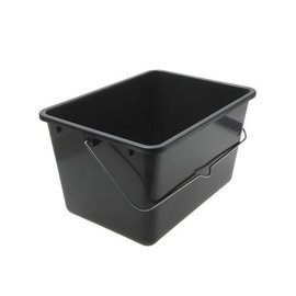 Paint Bucket Grey Small 8 liters