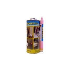 Woodfill - Holzreparatur-Set 1300 Gramm Beige oder Weiß