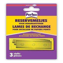 Perfax Reservemesjes Behangafsteker 3 stuks