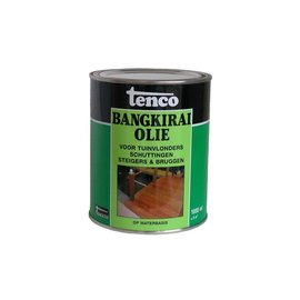 Tenco Bangkirai Olie 1 Liter / 2.5 Liter