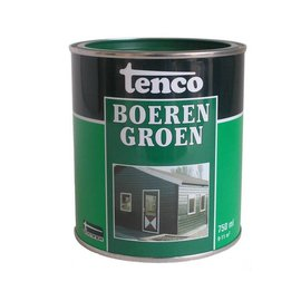 Tenco Boer Green Old Fashioned Wood protection