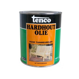 Tenco Öl für Möbel aus Hartholz 1 Liter