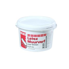 Private Label Wall paint UniversalCheapest Latex wall paint