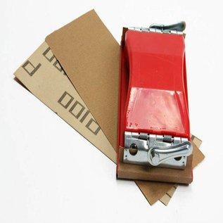 Handschuurblok Met Schuurpapier P100