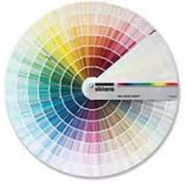 Sikkens 5051 Color Range
