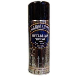 Hammerite Hammered Black 400ml aerosol H160