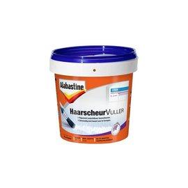 Alabastine Haarscheurvuller Wit 250ml