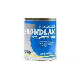 Mondial White Water Based Primer 750ml, 2.5L