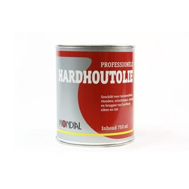 Mondial Hartholz-Öl 750 ml oder 2,5 l