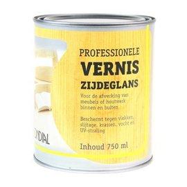 Mondial Varnish White Gloss / Satin