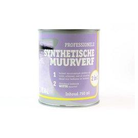 Mondial Synthetische Muurverf Wit