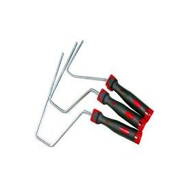 Meesterhand Roll bars Soft Grip 18cm, 25cm, 10cm
