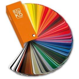 RAL Kleurenwaaier K5