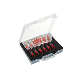 Ocai Stainless Steel Putty Knives  Set 6 Pieces