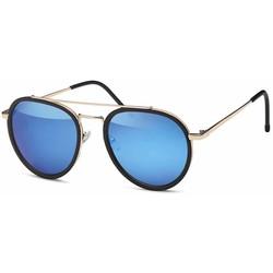 Blauwe Piloten Zonnebril
