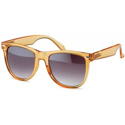 Wayfarer Transparent Light Orange