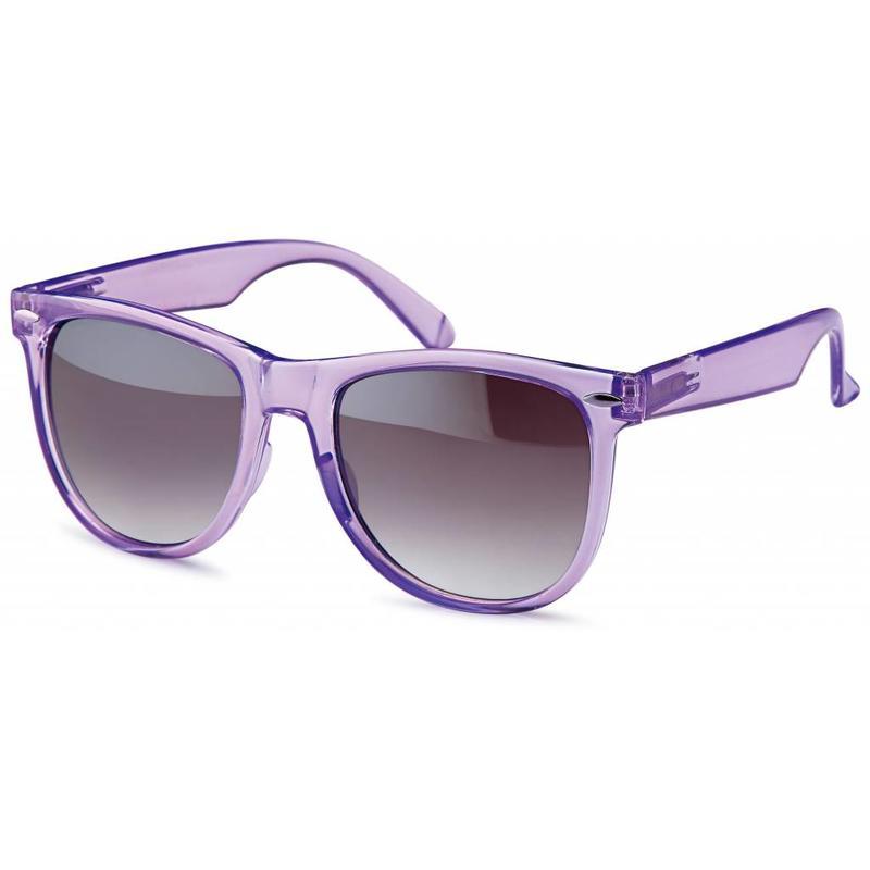 Wayfarer Transparent Light Purple