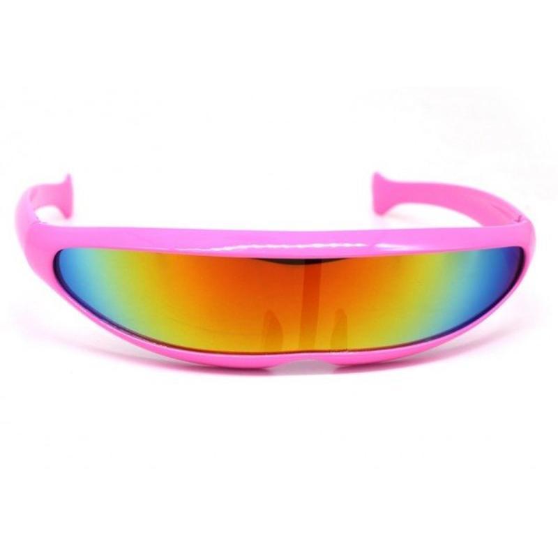 Snelle Planga Zonnebril Roze Rainbow -  GRATIS VERZENDING NL