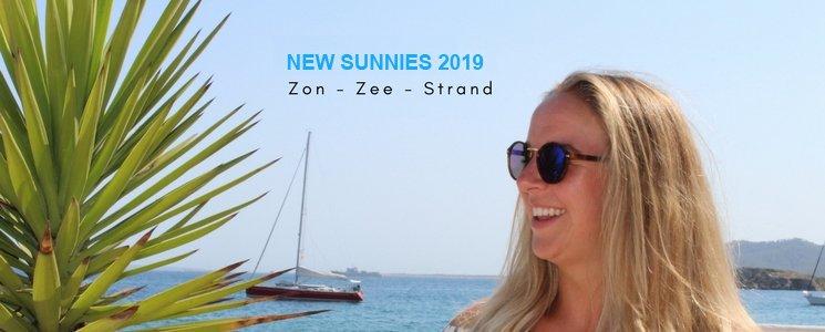 Nieuwste zonnebrillen collectie 2019