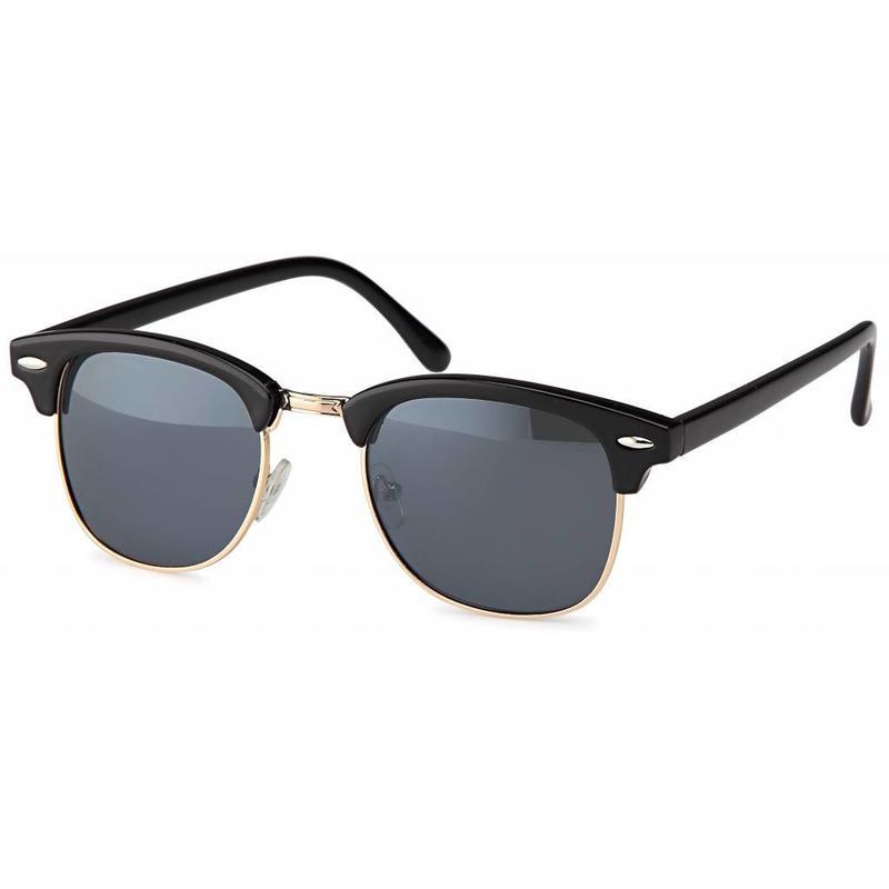 Zwarte clubmaster zonnebril - Clubmaster Classic