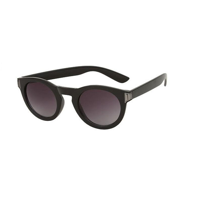 Chique zonnebril zwart
