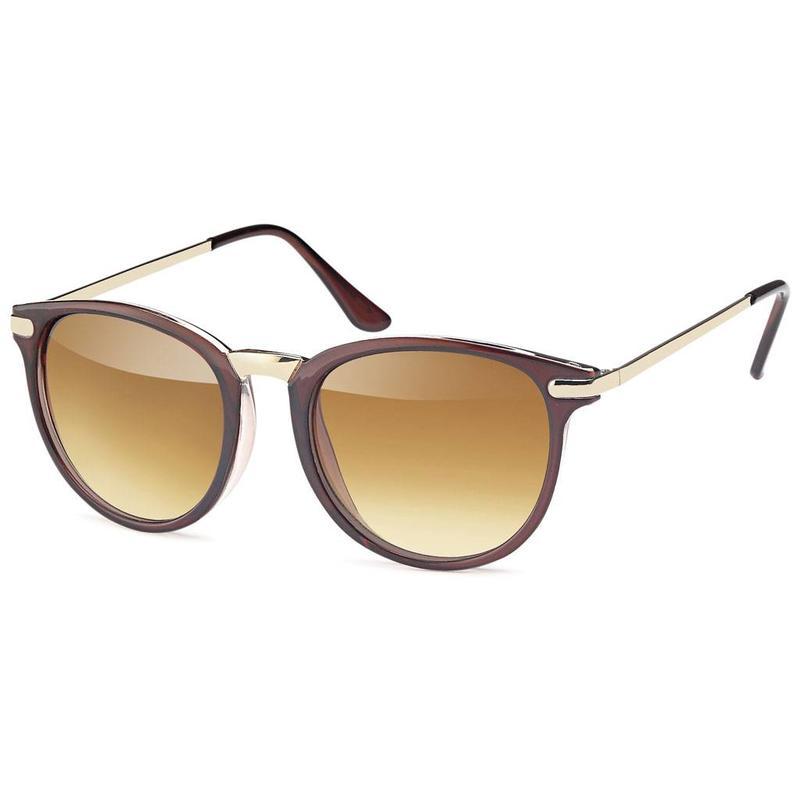 Bruine dames zonnebril