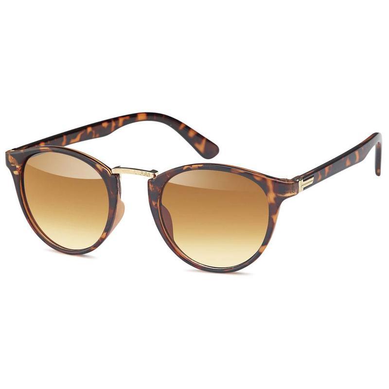 Elegante dames zonnebril leopard