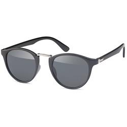 Elegante dames zonnebril zwart