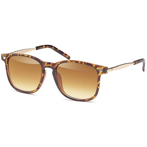 Glamour zonnebril leopard