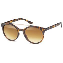 Bridge zonnebril leopard