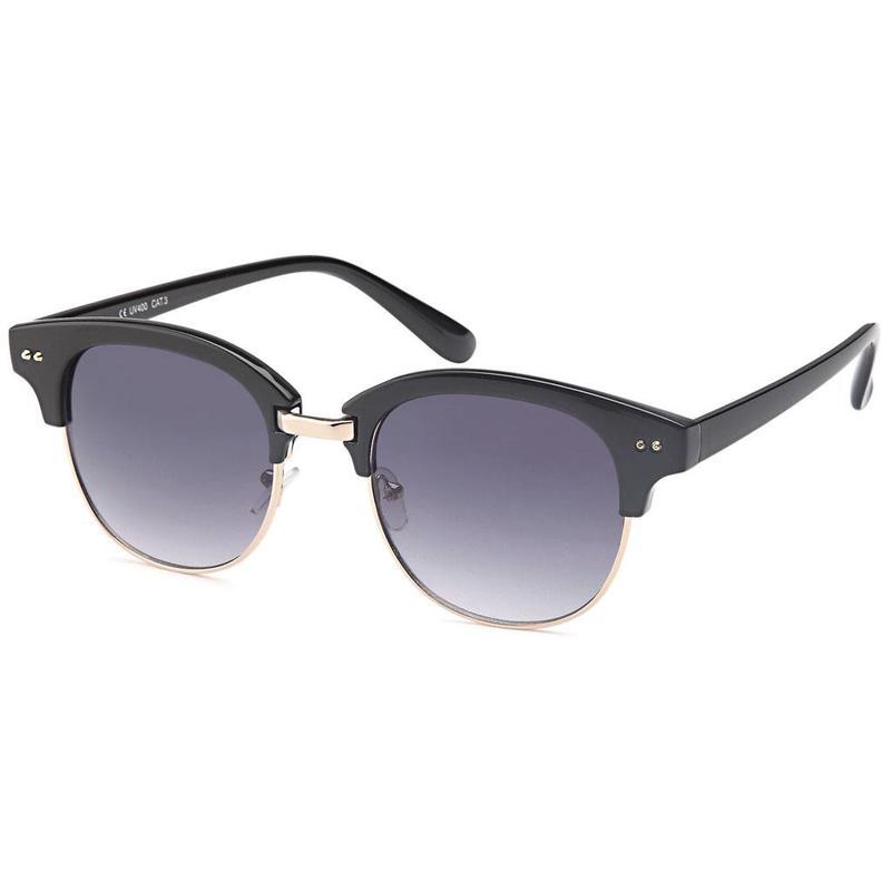 f2d3bfd9d5bccf Luxe zwarte clubmaster zonnebril - Goedkope zonnebrillen online ...