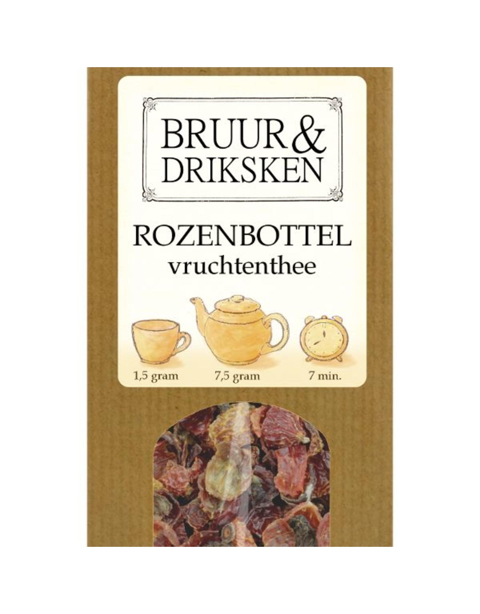 Bruur Rozenbottel thee (vruchtenthee)