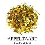 Bruur appeltaart kruidenthee