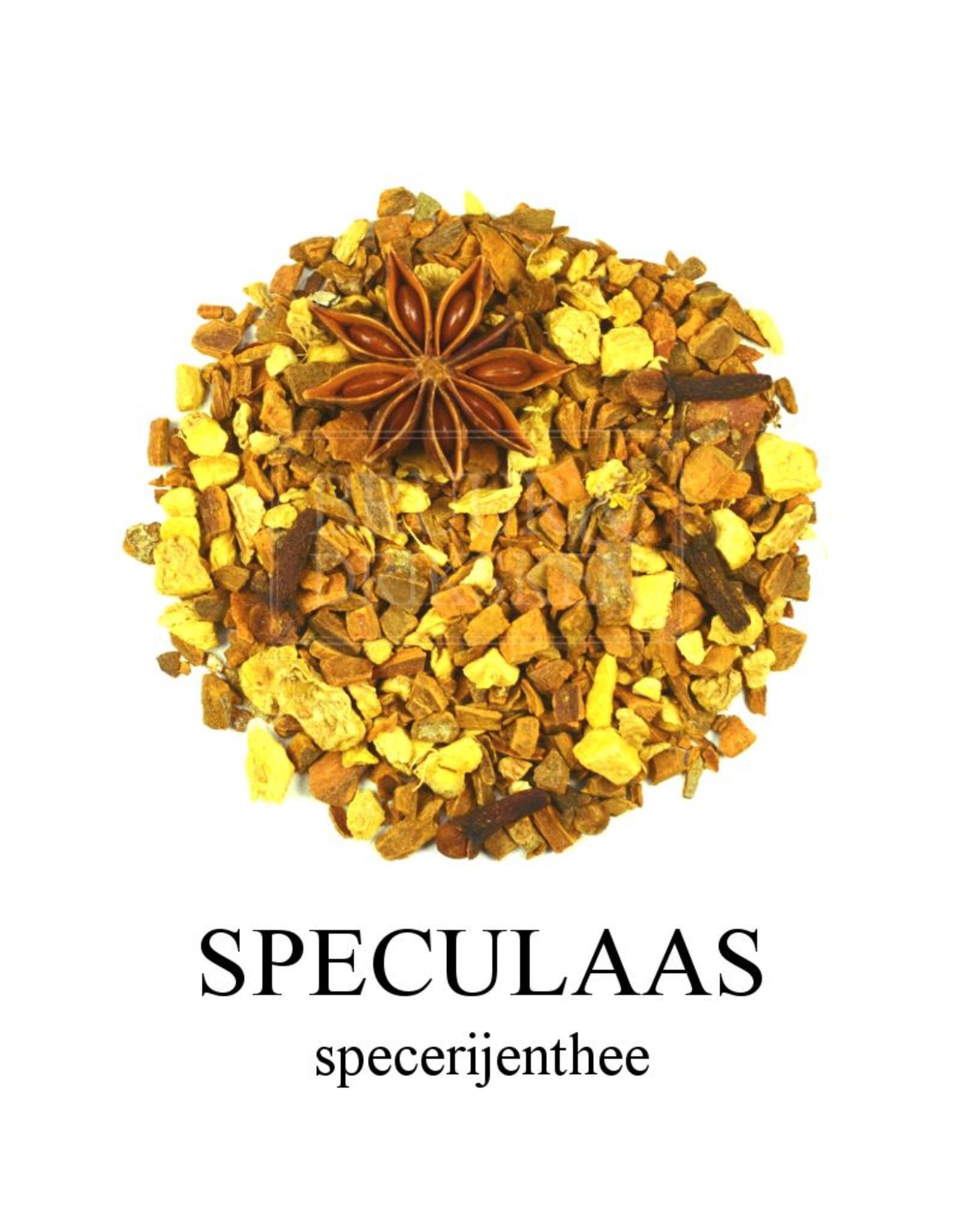Bruur speculaasthee op basis van pure specerijen