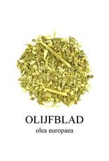 Olijfblad voor kruidenthee