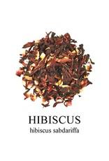 Bruur Hibiscus kruidenthee: antibacterieel - rijk aan antioxidanten