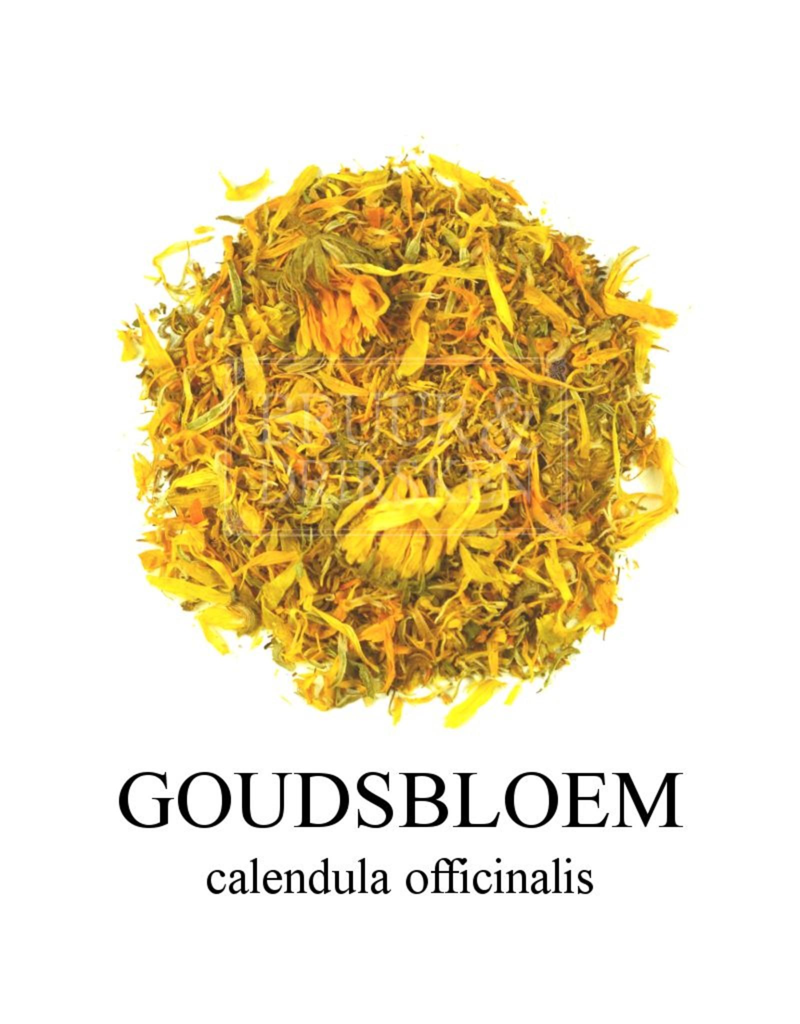 Bruur Goudsbloem bloesem thee