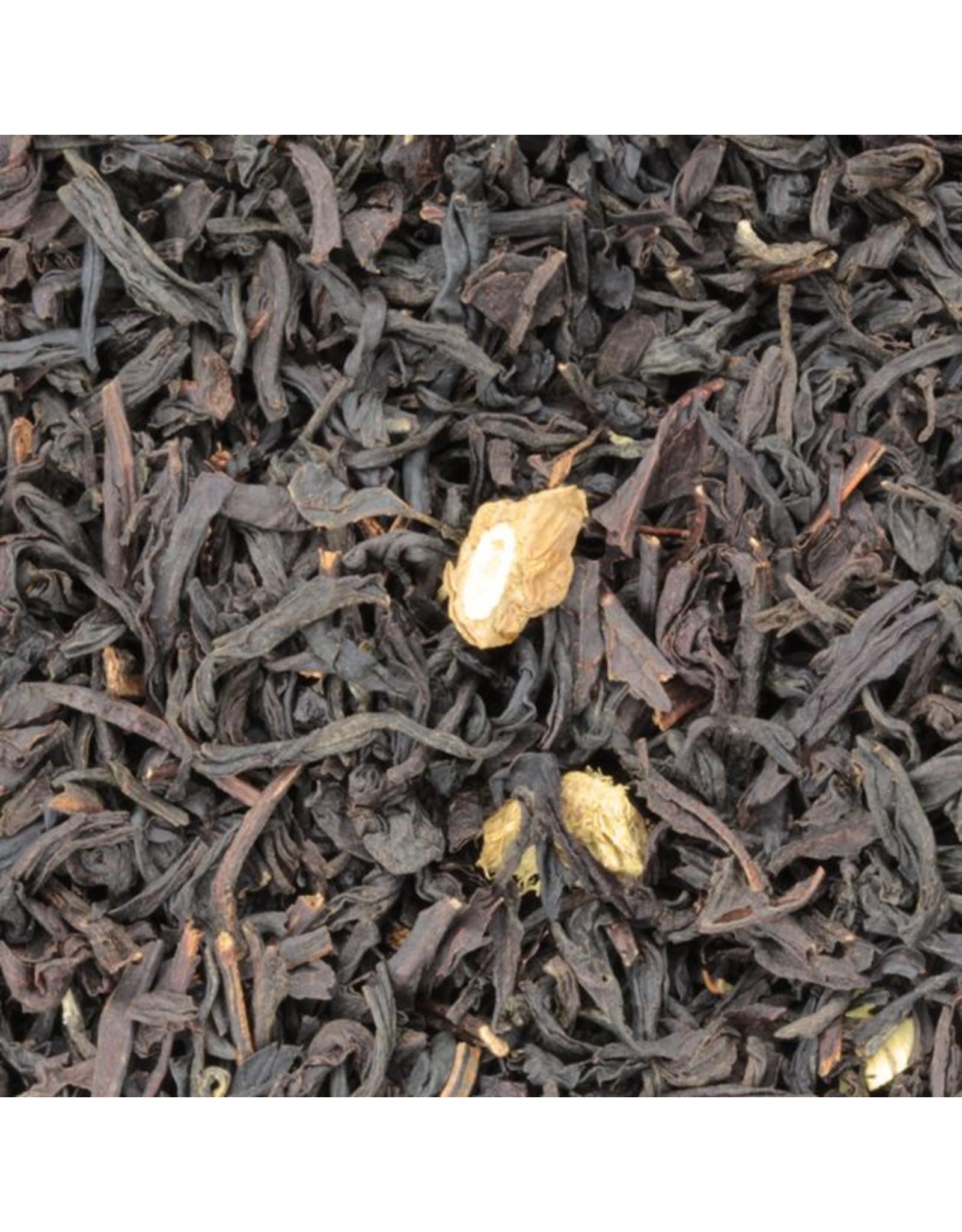 Rum thee (zwarte thee met rum aroma)