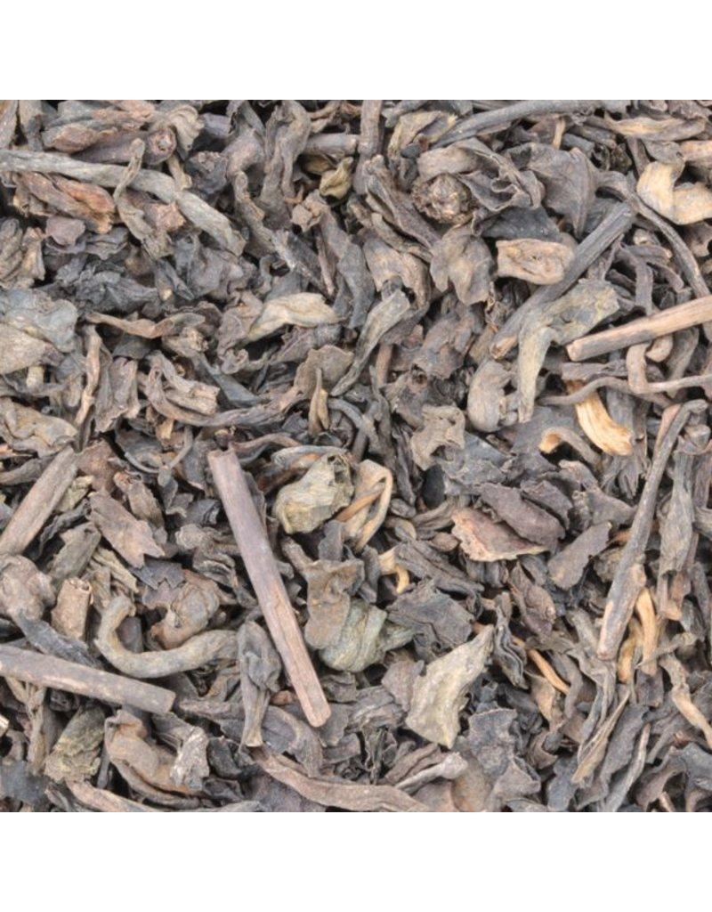 Pu Erh, gefermenteerde thee uit China