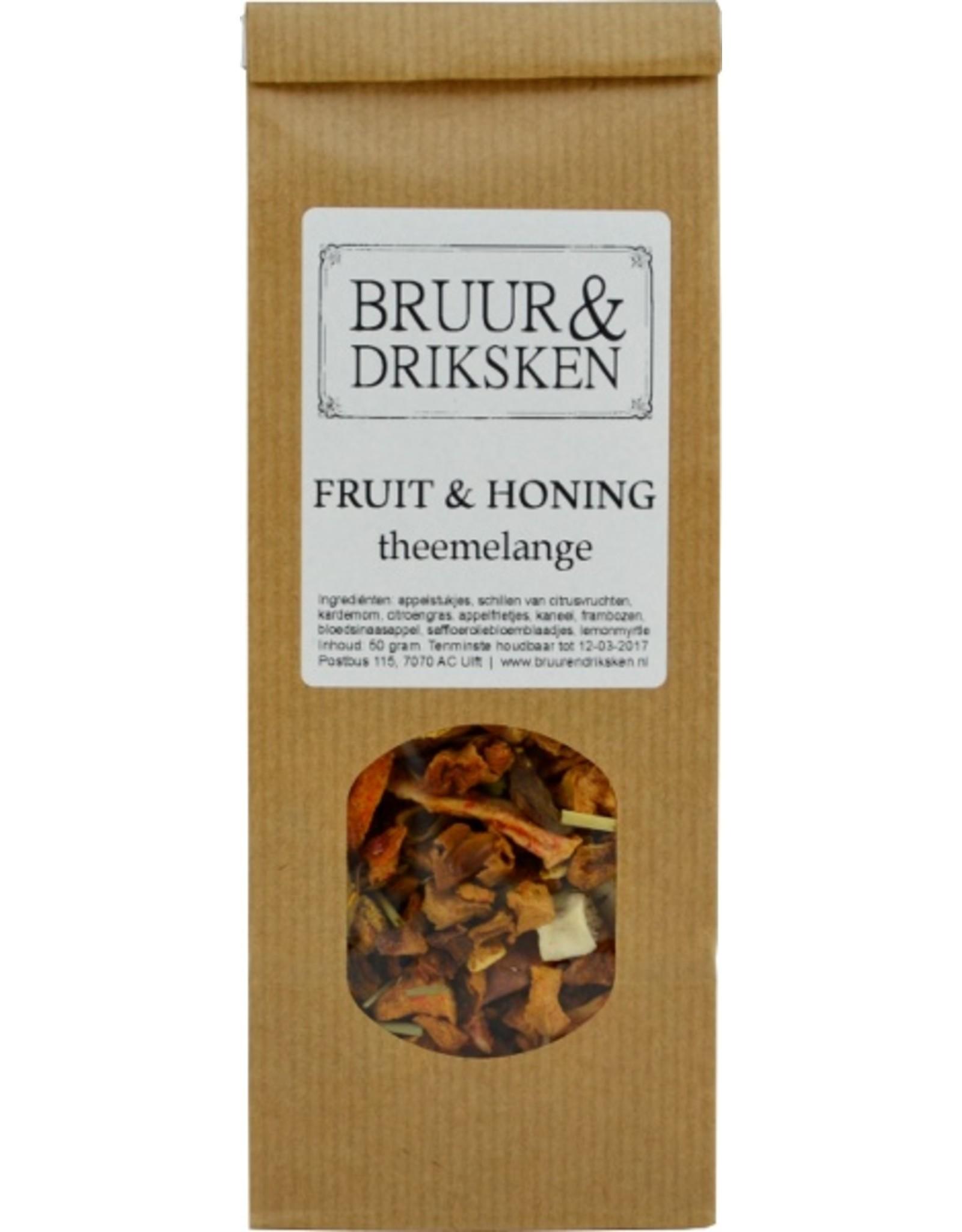 Bruur Fruit & Honing theemelange