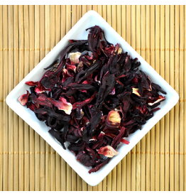 Bruur Hibiscus thee - antibacterieel - rijk aan antioxidanten