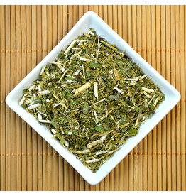 Bruur Guldenroede thee - werkt ontstekingsremmend op de slijmvliezen