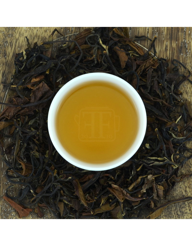 Oolong open leaf Taiwan-style