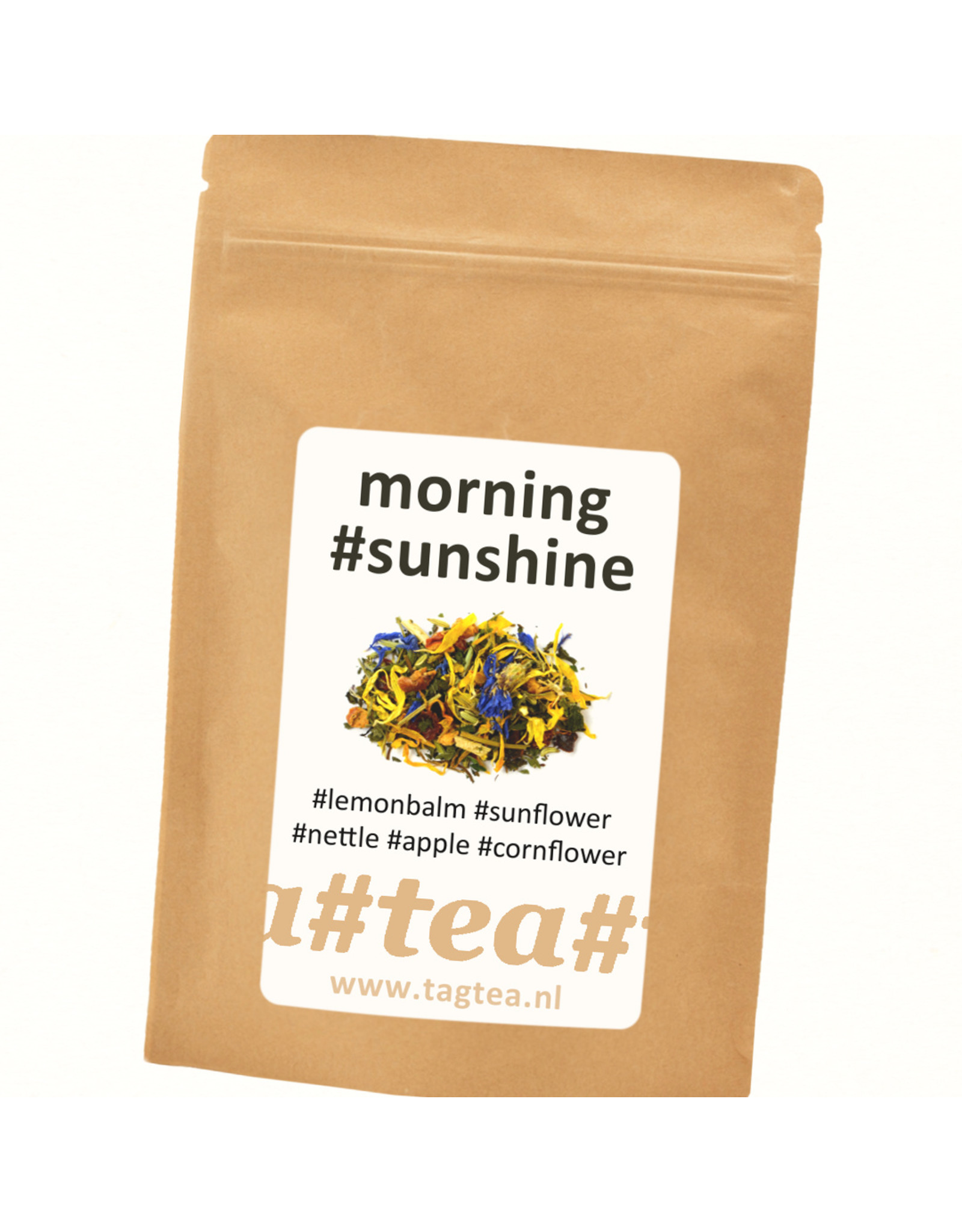 TagTea Morning Sunshine thee melange