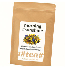 TagTea Morning Sunshine thee