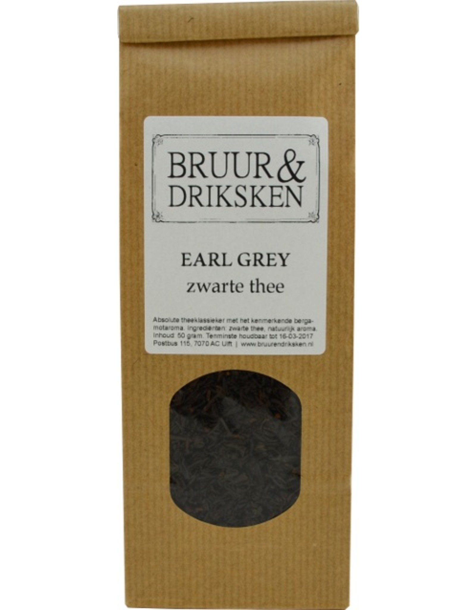 Bruur earl grey zwarte thee