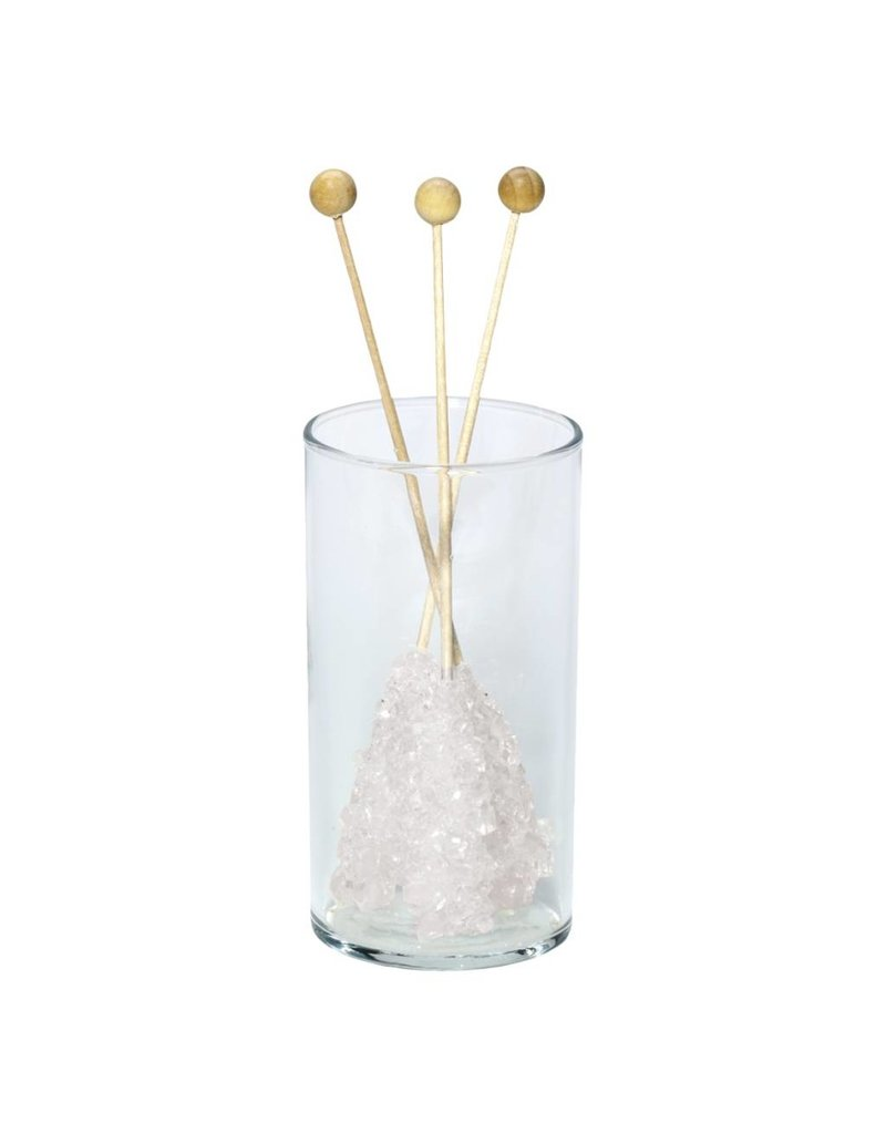 Bruur Kandijstokjes - houten stokjes met kandij suiker